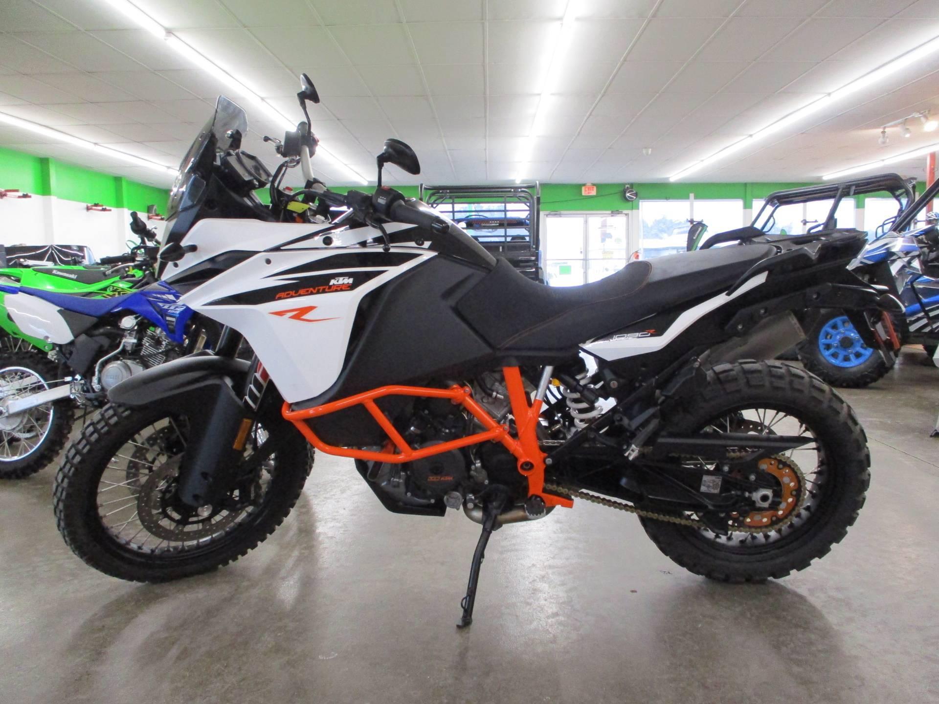 Photo 2017 KTM 1090 Adventure R $10999