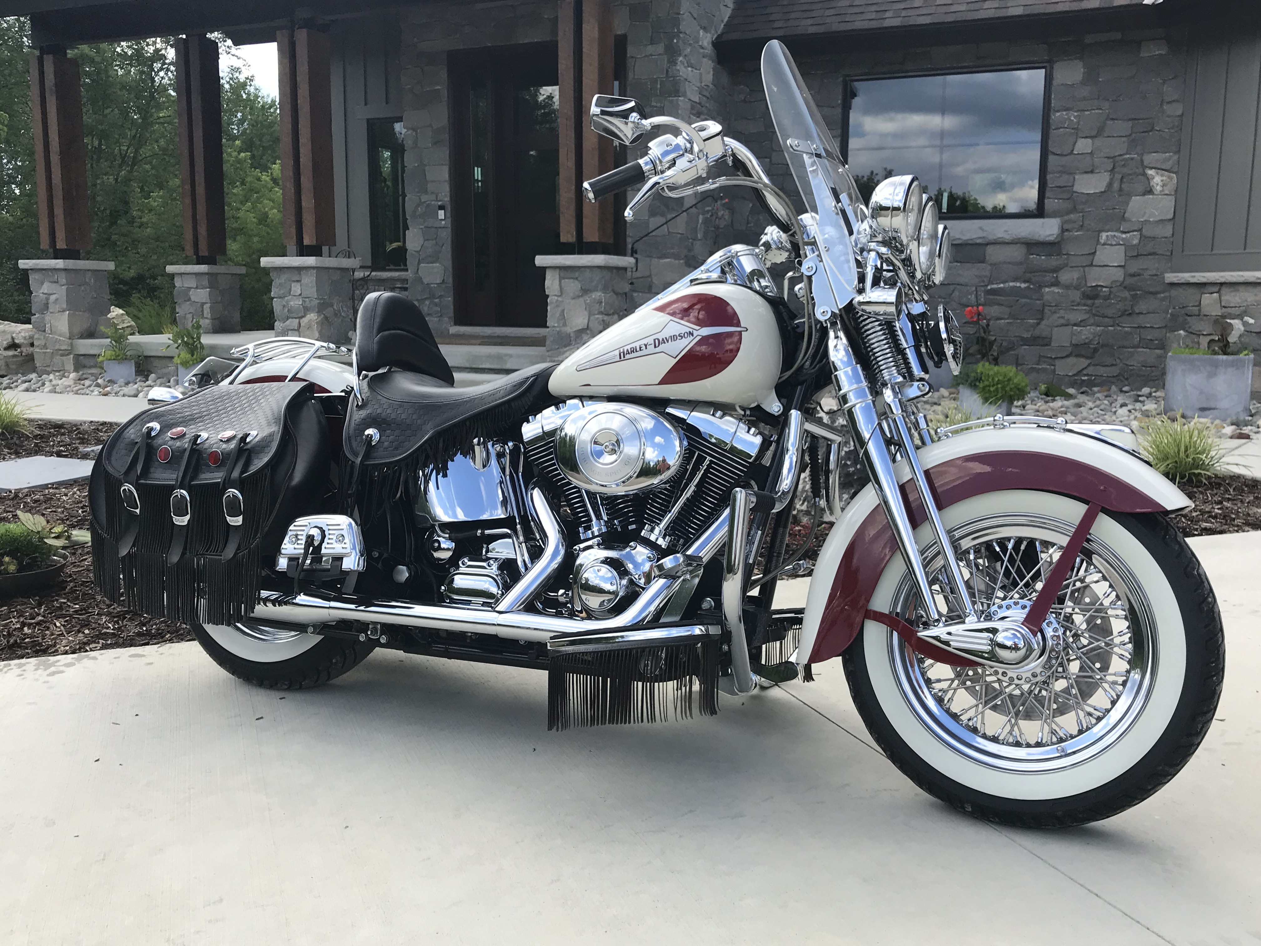 Photo 2000 Harley-Davidson HERITAGE SPRINGER $268.25268.25