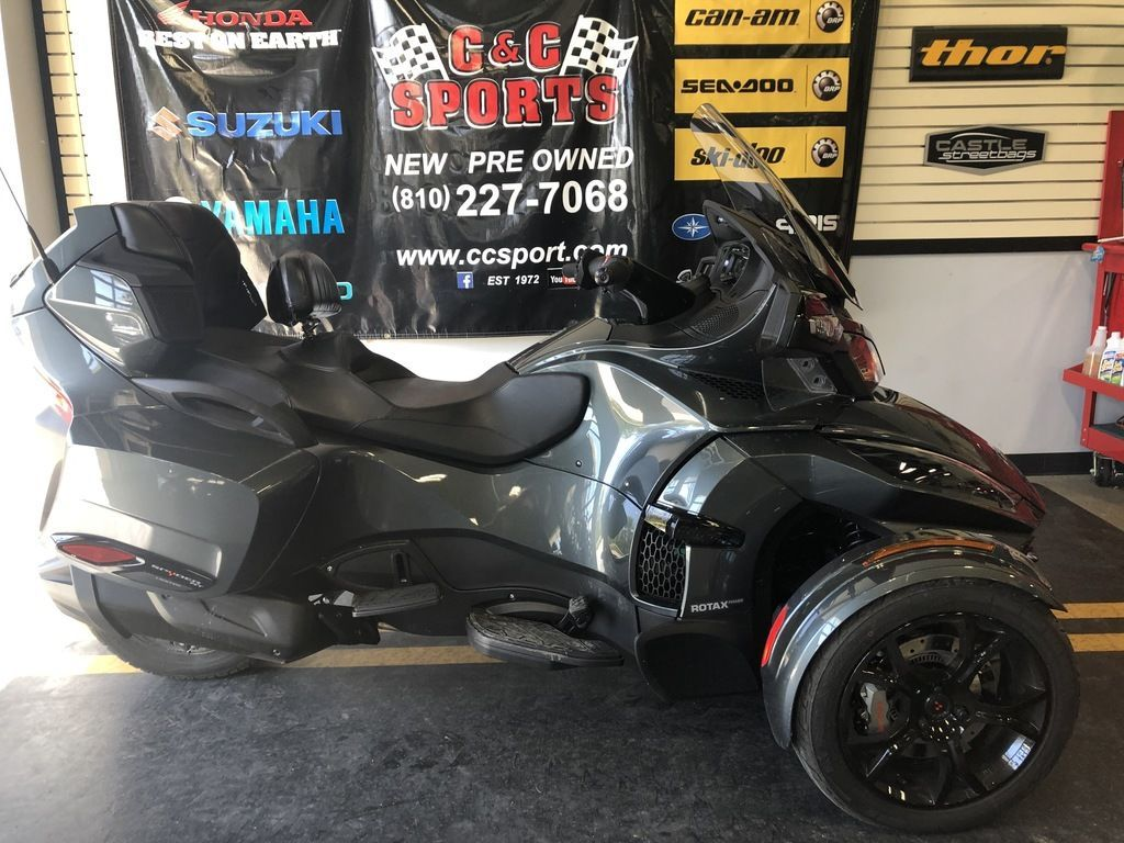 Photo Used 2019 Can-Am Trike Motorcycle  $25999