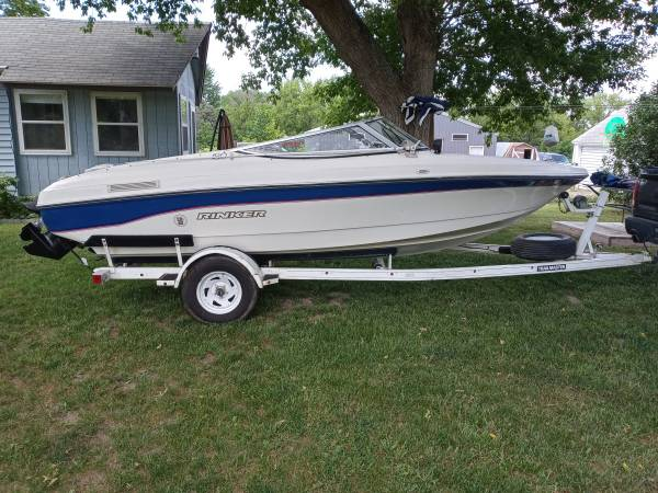 Photo anniversary edition rinker ( I am a disabled veteran selling my boat - $7,500