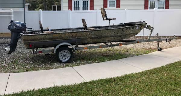 Photo 14 ft. War Eagle Jon Boat - $4,995 (Murrells Inlet, SC)
