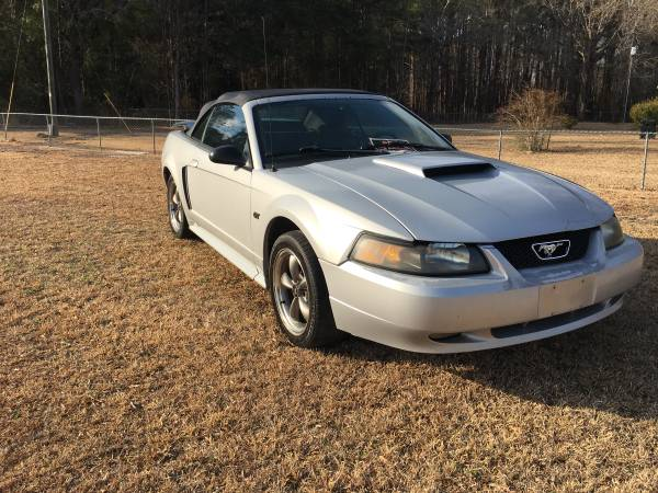Photo 2002 Ford Mustang Gt - $4,500 (Society Hill)