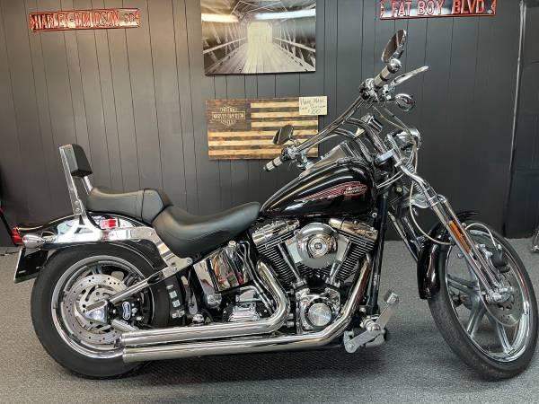 Photo 2002 Harley Davidson Softail Springer FXSTSSE - $8,500 (Lexington SC)
