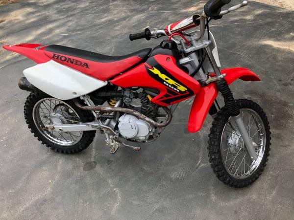Photo 2003 Honda XR80 - $800