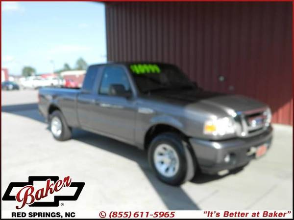 Photo 2011 Ford Ranger - EASY FINANCING TERMS AVAIL - $10999 (2011 Ford Ranger Baker Chevrolet)
