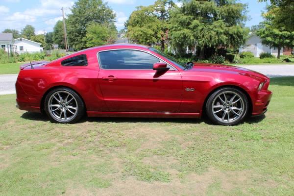 Photo 2014 Mustang GT 5.0 - $16,800