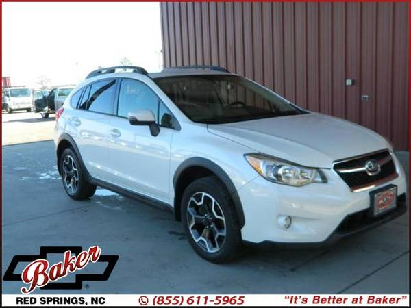 Photo 2015 Subaru XV Crosstrek - BAD CREDIT NO PROBLEM - $16999 (2015 Subaru XV Crosstrek Baker Chevrolet)