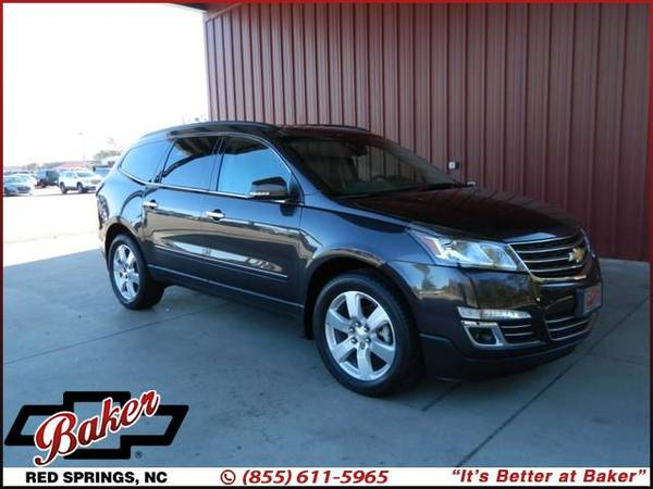 Photo 2016 Chevrolet Traverse - $0 DOWN PAYMENTS AVAIL - $24999 (2016 Chevrolet Traverse Baker Chevrolet)