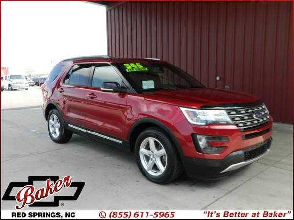Photo 2016 Ford Explorer - GUARANTEED CREDIT APPROVAL - $19999 (2016 Ford Explorer Baker Chevrolet)