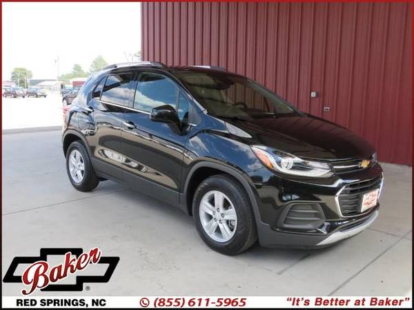 Photo 2017 Chevrolet TRAX - $0 DOWN PAYMENTS AVAIL - $16,499 (2017 Chevrolet TRAX Baker Chevrolet)