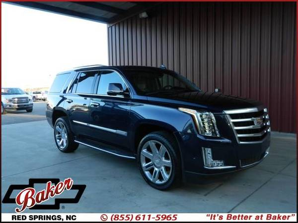 Photo 2018 Cadillac Escalade - EASY FINANCING TERMS AVAIL - $62999 (2018 Cadillac Escalade Baker Chevrolet)