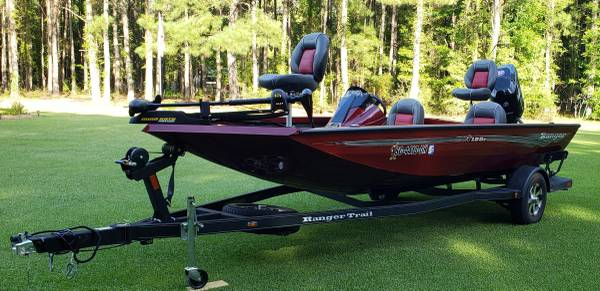 Photo 2018 Ranger RT198P 50th Anniversary Edition Bass Boat - $29,500 (Conway)