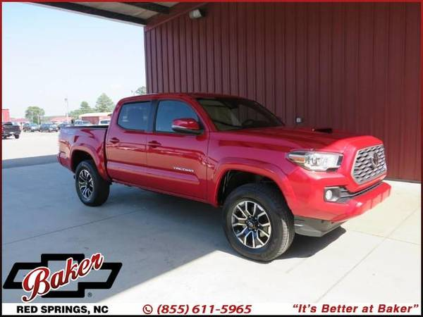 Photo 2020 Toyota Tacoma 4WD - $0 DOWN PAYMENTS AVAIL - $37,999 (2020 Toyota Tacoma 4WD Baker Chevrolet)