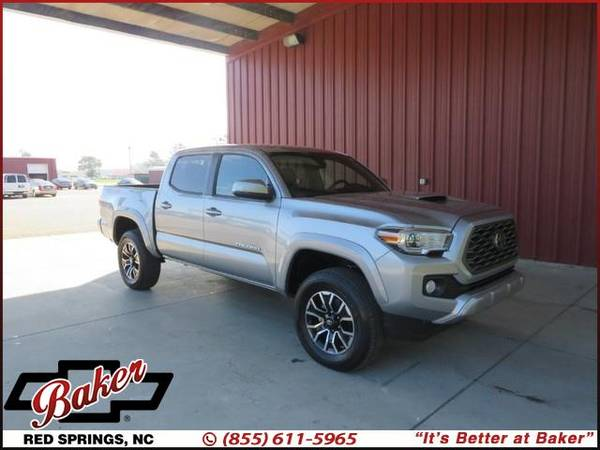 Photo 2020 Toyota Tacoma 4WD - BAD CREDIT NO PROBLEM - $36,499 (2020 Toyota Tacoma 4WD Baker Chevrolet)