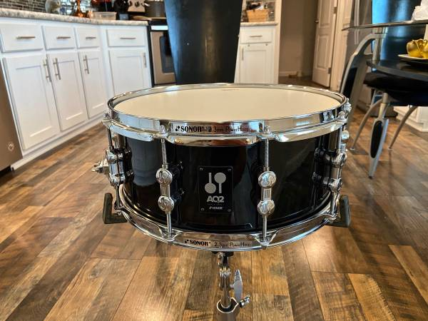 Photo Brand New SONOR Maple Snare Drum - Great Snare Drum - $185 (Conway  Carolina Forest)