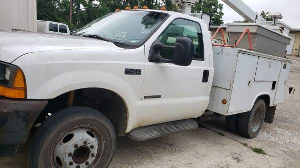 Photo Bucket Truck Ford F450 for sale - $13,999 (Florence)