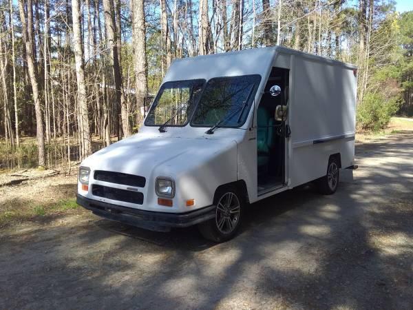 Photo Chevy Ford Dodge van, step van, box truck - $5,500 (Galivants Ferry)