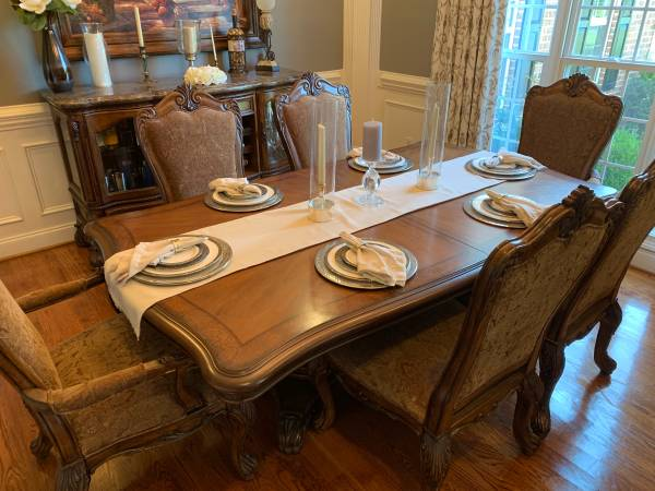 Havertys Villa Clare Dining Room 2500 Florence Furniture For Sale Florence Sc Shoppok