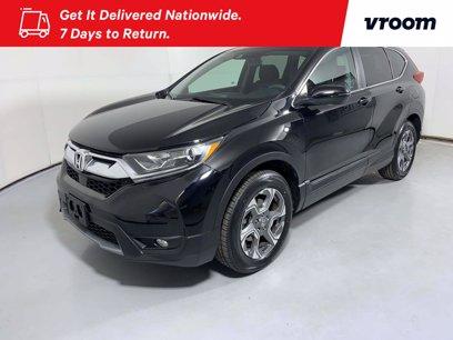Photo Used 2017 Honda CR-V AWD EX for sale
