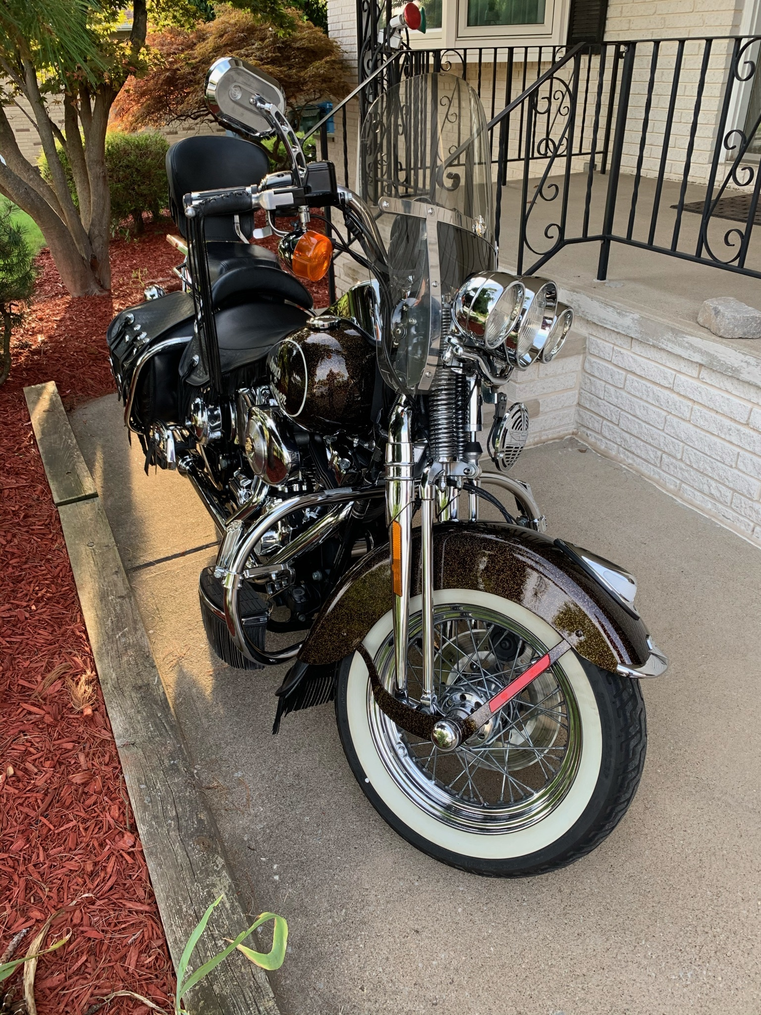 Photo 2000 Harley-Davidson HERITAGE SPRINGER $8200173.84173.84