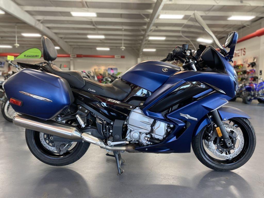 Photo Used 2018 Yamaha Touring Motorcycle  $11999