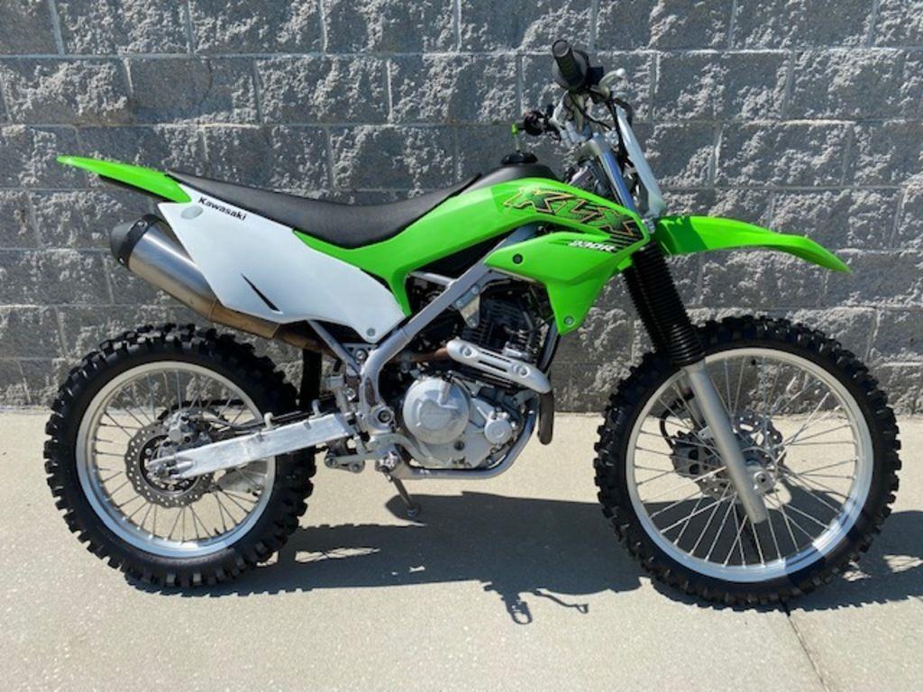 Photo Used 2020 Kawasaki Dirt Bike Motorcycle  $3999