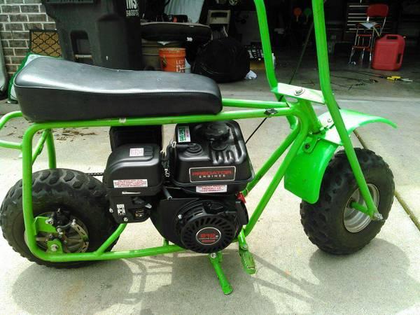 97cc Baja Doodle Bug DB30 Mini Bike Racer GAS Câble