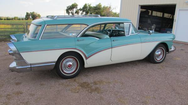 Photo 1957 Buick Special Estate Wagon - $49,000 (West of Wellington)