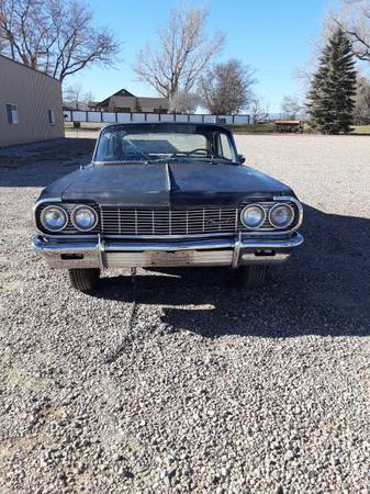 Photo 1964 Chevy Impala SS - $12,000 (Fort Collins)
