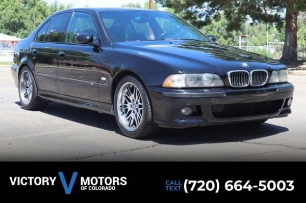 Photo 2000 BMW 5-Series Base - $16,999 (Longmont, Colorado)