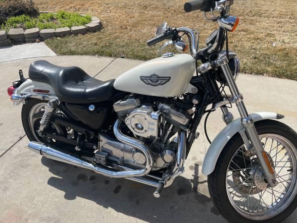 Photo 2003 Harley Davidson Sportster 100th Anniversary - $4,900 (Greeley)