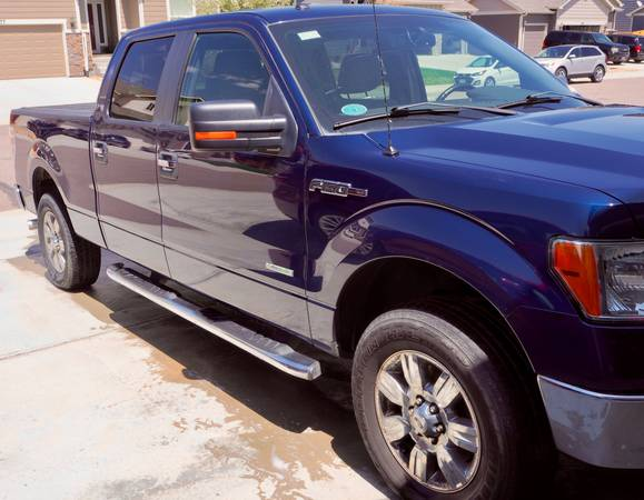 Photo 2011 Ford F150 XLT SuperCrew 4WD EcoBoost - $16500 (Mead)