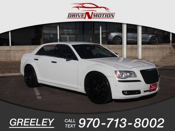 Photo 2013 Chrysler 300-Series C Sedan 4D - $9,997 (_Chrysler_ _300-Series_ _Sedan_)