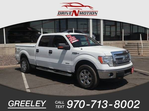 Photo 2013 Ford F-150 XLT Pickup 4D 5 12 ft - $21,995 (_Ford_ _F-150_ _Truck_)