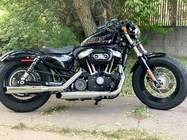 Photo 2013 Harley-Davidson Sportster Forty-Eight XL1200 - $6,500 (Fort Collins)