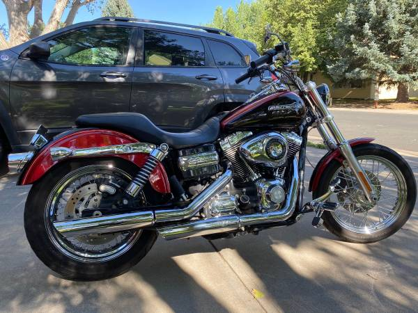 Photo 2013 Harley-Davidson Super Glide - $7,500 (Fort Collins)