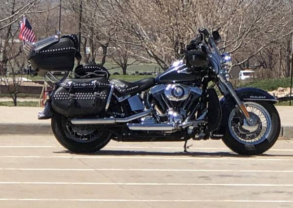 Photo 2014 Heritage Softail Harley Davidson Decked Out - $11,990 (Berthoud)