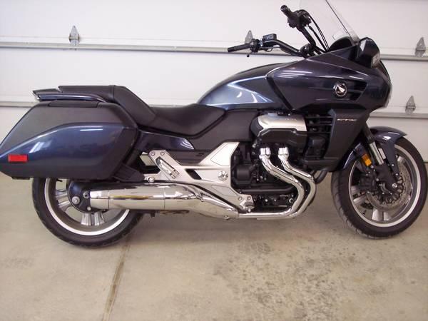 Photo 2014 Honda CTX1300 - $8,200 (Berthoud)