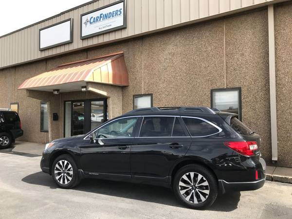 Photo 2015 Subaru Outback 25i Limited One Owner Leather - $15988 (Carfinders Inc.)