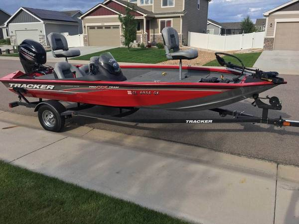 Photo 2018 Bass Tracker Pro Team 175 - $15,000 (Fort Collins)