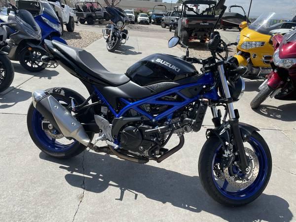 Photo 2019 Suzuki SV650 ABS - $7,499 (Loveland, CO)