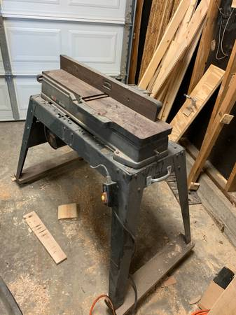 Photo 6 inch craftsman jointer - $200 (South Fort Collins)