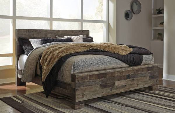Photo BRAND NEW ASHLEY FURNITURE Quality Beds From $189 to $499 (50 TO 75 OFF RETAIL FT.COLLINS)