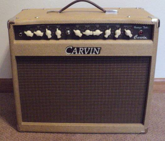 Photo Carvin Nomad 112 Combo 50 watt tube  - $350 (S. Fort Collins)