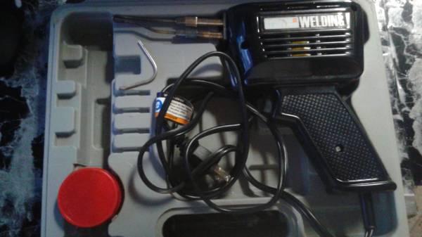 Photo Chicago Electric Industrial soldering gun - $10 (fort collins)
