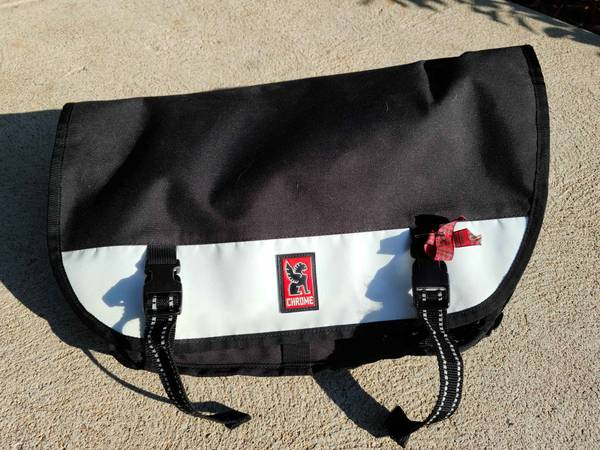 Photo Chrome Citizen Messenger Bag - $40