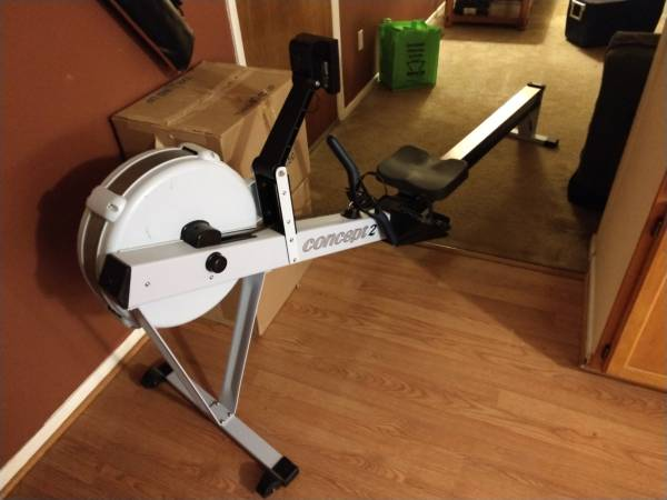 Photo Concept 2 rower - $750 (Fort Collins)