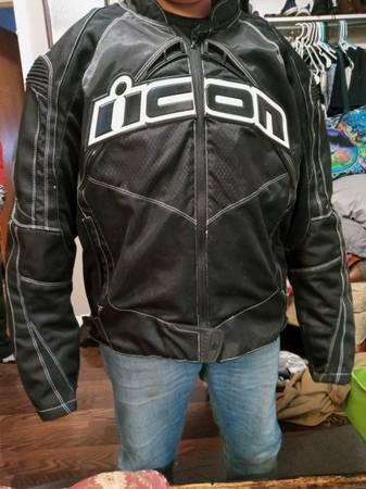 Photo Contra motorcycle jacket - $150 (Denver)