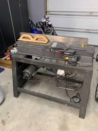 Photo Craftsman Jointer  Planer - $350 (Loveland)