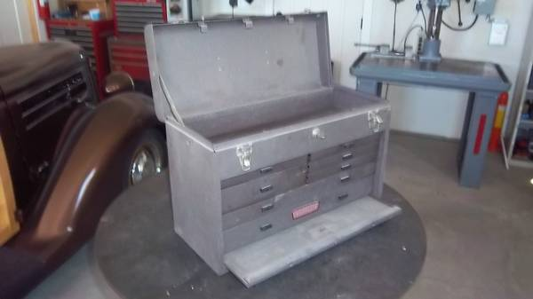 Photo Craftsman (Kennedy) 7 Drawer Machinist39s Tool Chest - $80 (Greeley)